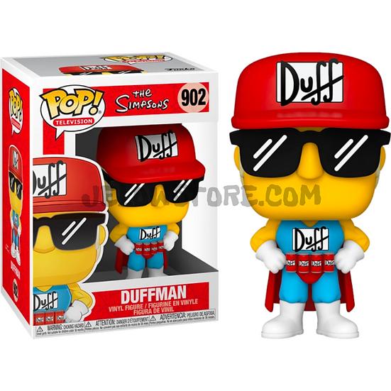 Funko pop Simpsons Duffman - #902