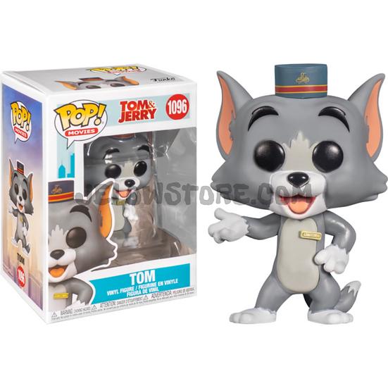 Funko pop [Tom&Jerry] Tom with hat - #1096