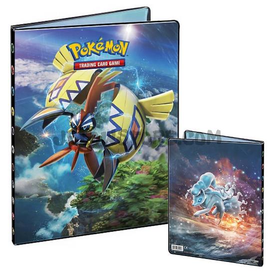 Portfolio Pokémon A4 / 9 pochettes [SL02 Gardiens ascendants]