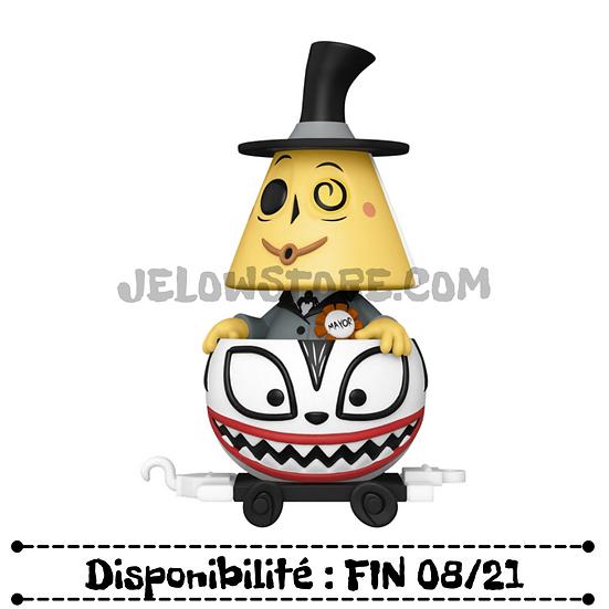 Funko pop [L'étrange Noël de Mr.Jack] Mayor in Ghost Cart