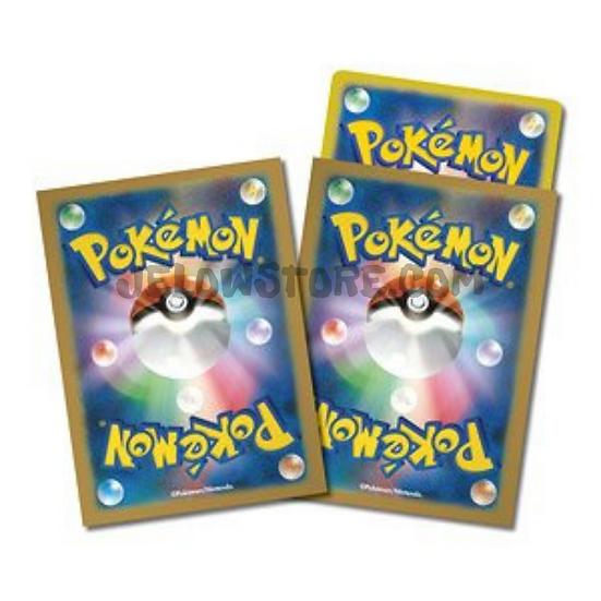 TCG JAP - Sleeve [Pokemon Design] x64