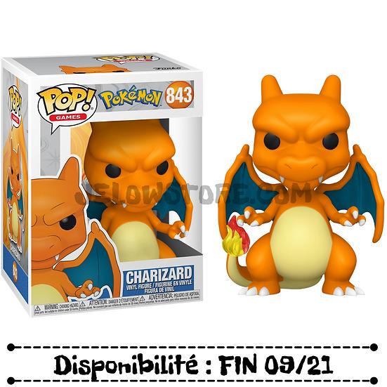 Funko pop [Pokémon] Charizard - #843
