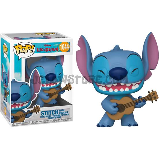 Funko pop [Lilo&Stitch] Stitch with ukulele - #1044