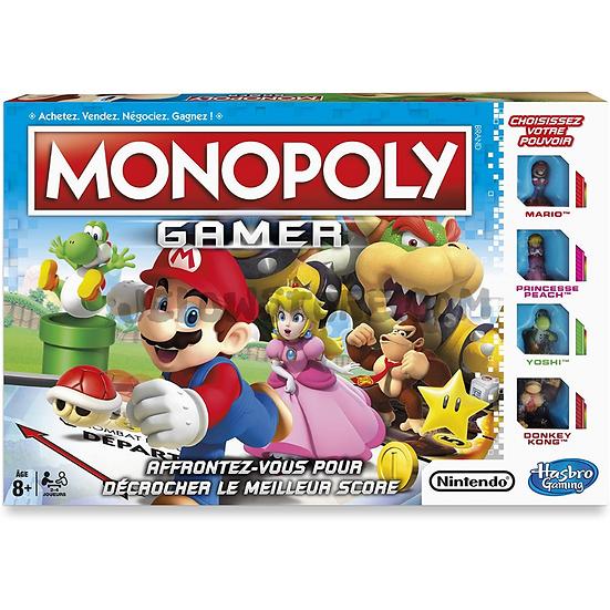 Super Mario - Monopoly Gamer [JEU DE SOCIETE] FR