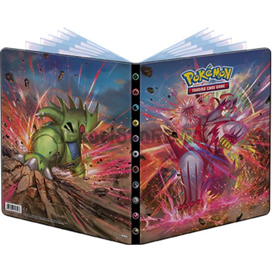Portfolio Pokémon A4 / 9 pochettes [EB05 - Styles de Combat]