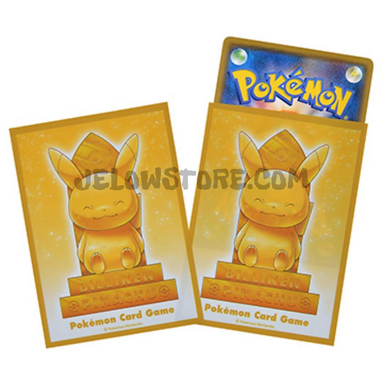 TCG JAP - Sleeve [Billiken-San Pikachu] x1