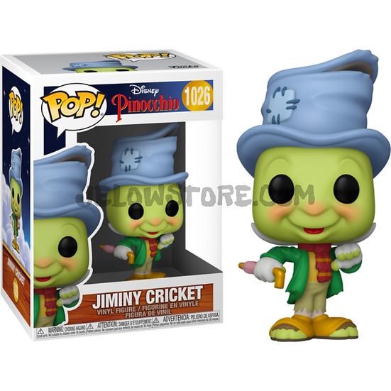 Funko pop [Pinocchio 80th anniversary] Jiminy cricket  - #1026