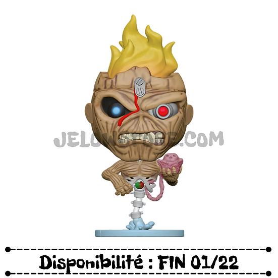 Funko pop [Iron Maiden] Seventh Son of a Seventh Son Eddie
