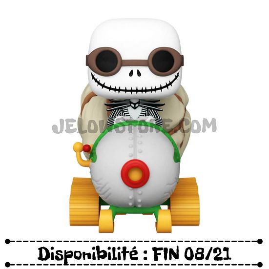 Funko pop ride [L'étrange Noël de Mr.Jack] Jack w/Goggles & Snowmobile