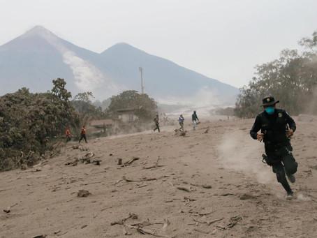Guatemala's Fuego Volcano