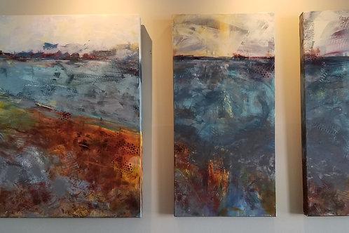 cheaspeake triptych