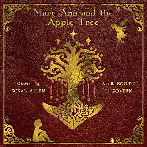 Mary Ann and the Apple Tree  Paperback