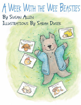 Children's book A Week withthe Wee Beasties by Susan Allen