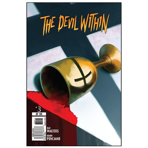 The Devil Within Issue #3