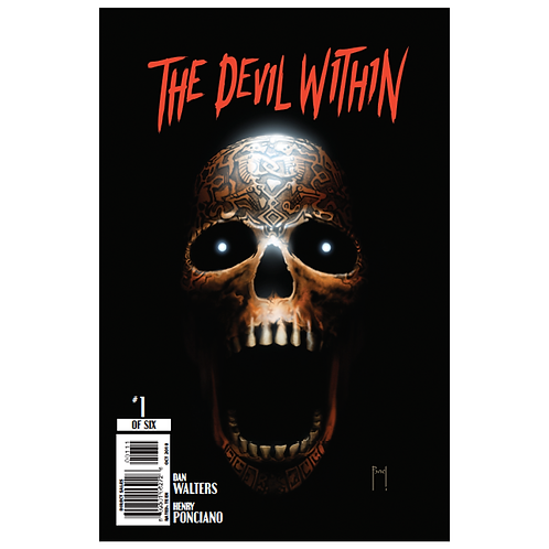 The Devil Within Issue #1