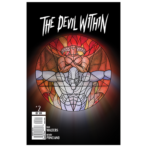The Devil Within Issue #2