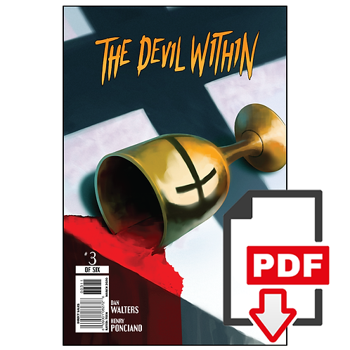 The Devil Within Issue #3 Digital Download