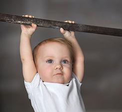 Babymassage Babygmnastik