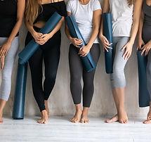 Rückbildung Geburtsvorbereitung Yoga