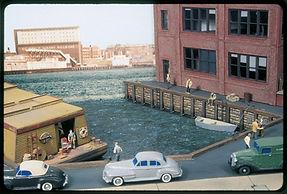 Pryke Wharf
