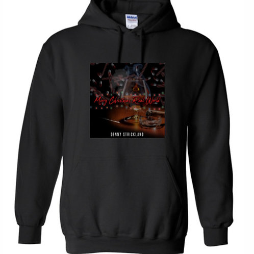Men's Merry Christmas ( Real World ) Hoodie