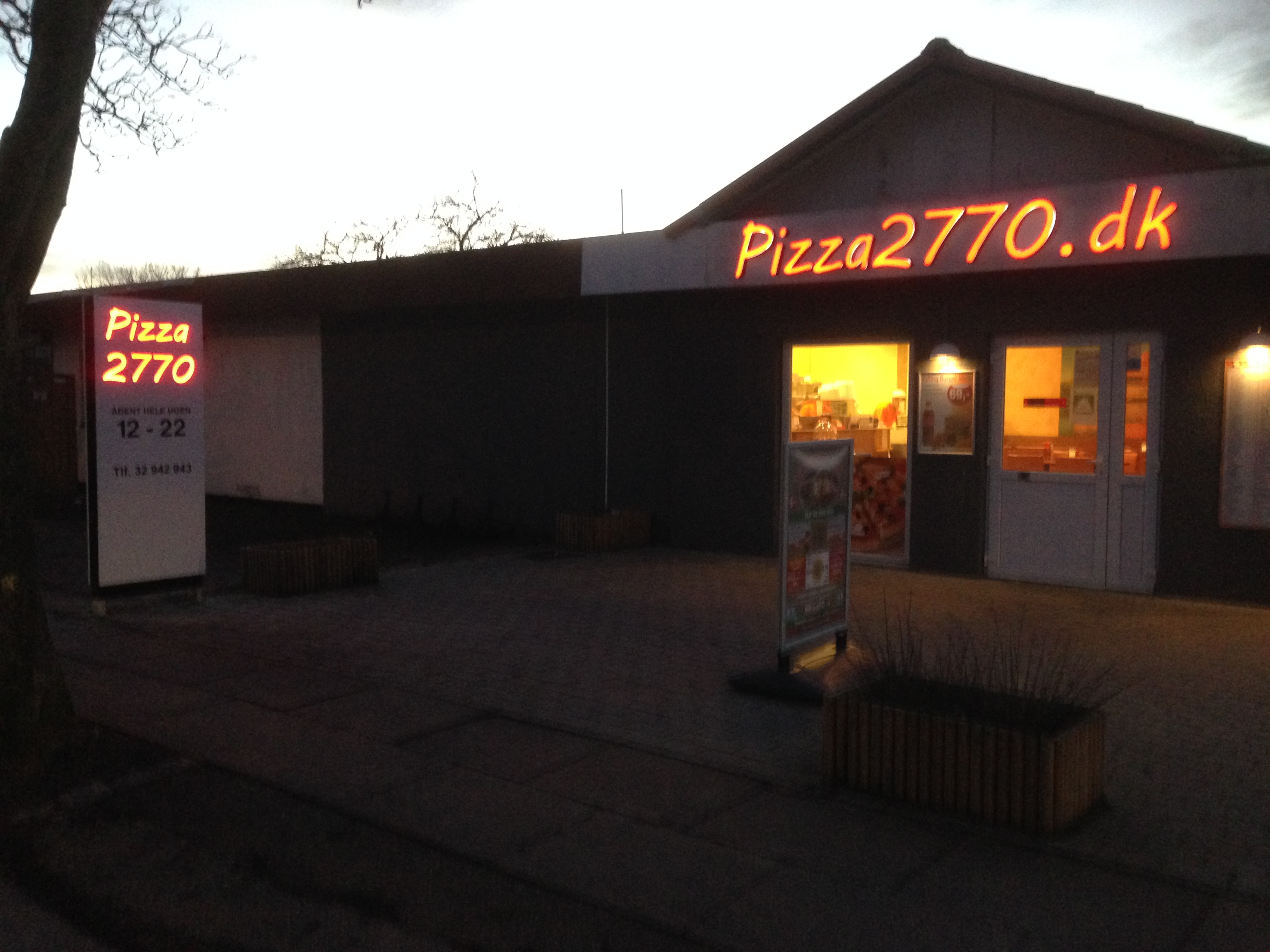Pizza2770.dk