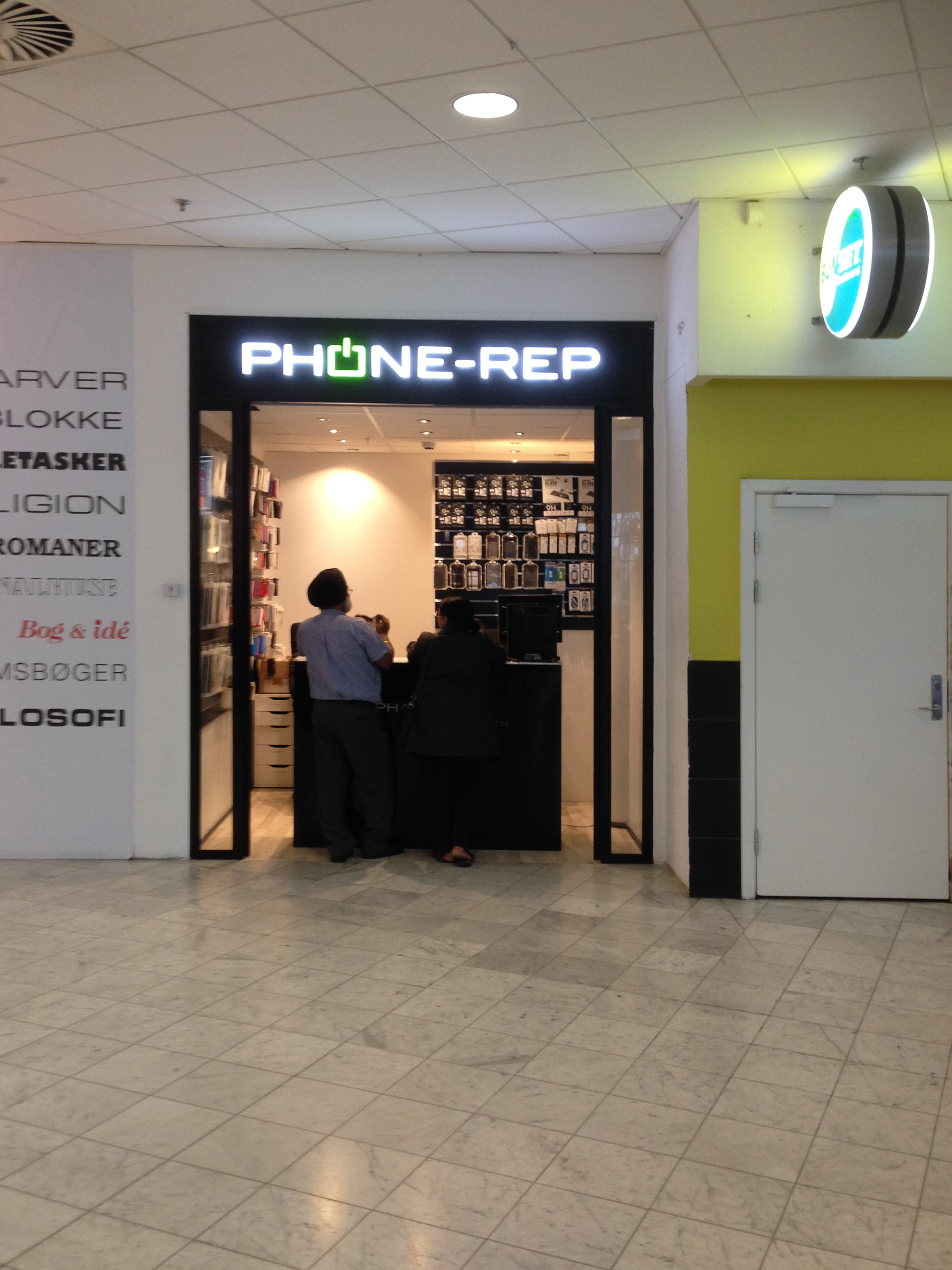 PhoneRep Fisketorvet