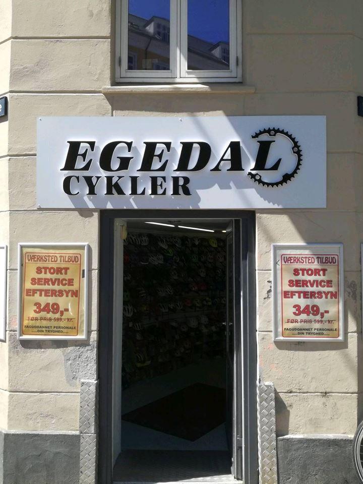 Egedal Cykler