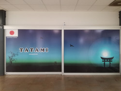 TATAMI Selskabslokale
