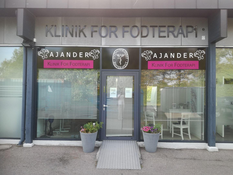 Klinik For Fodterapi Ajander