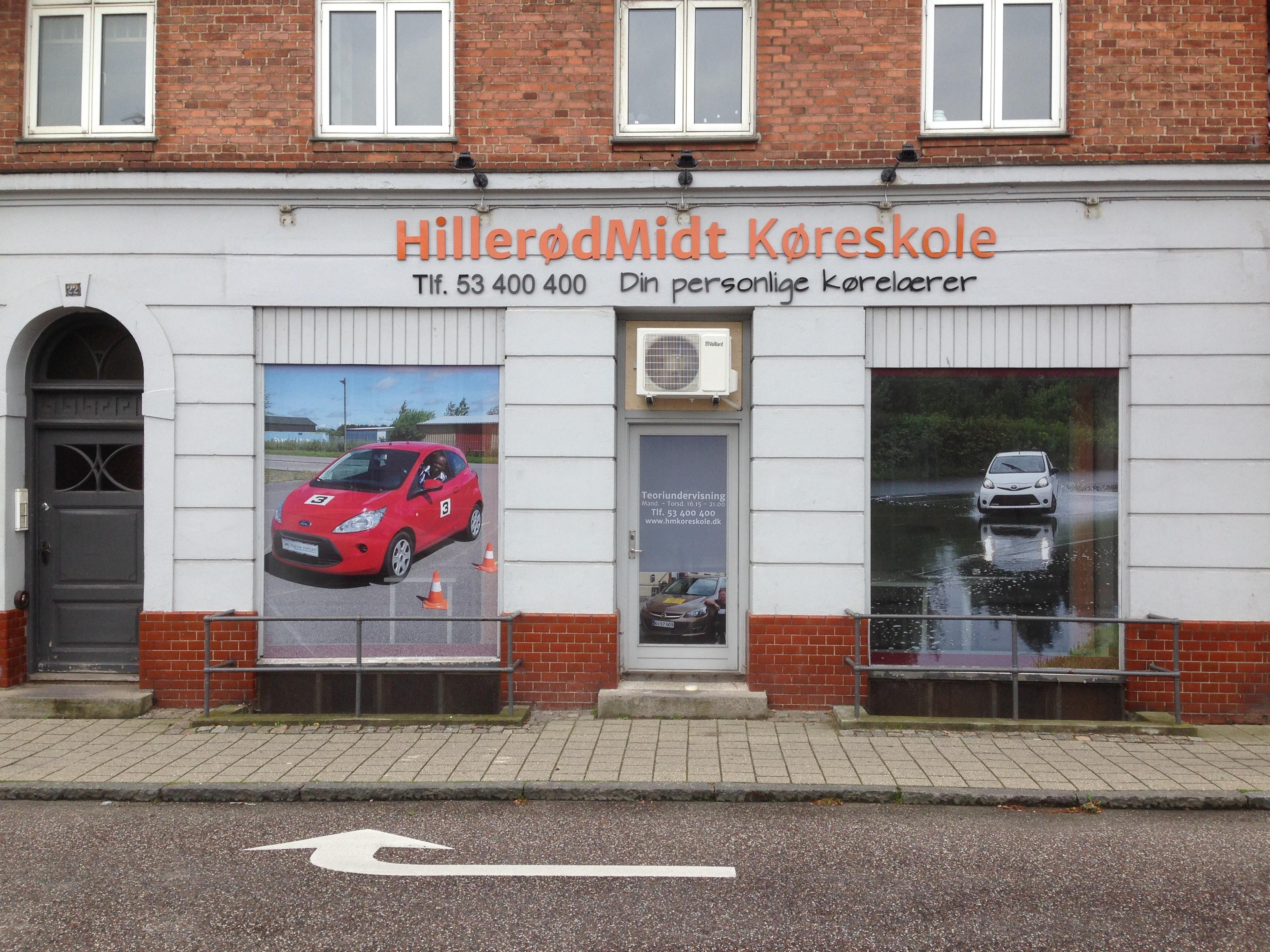 HillerødMidt Køreskole