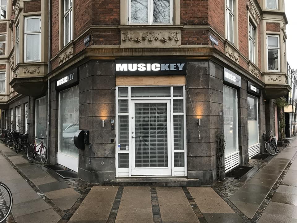 MusicKey 1