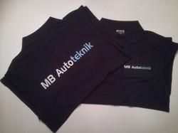 T-shirt MB Autoteknik