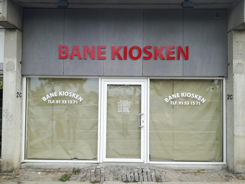 Banekiosken