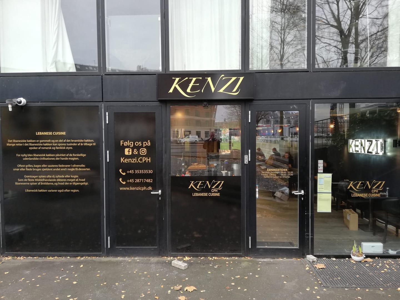 Kenzi Copenhagen Frederiksborggade