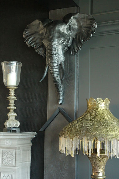 Elephant Corbel
