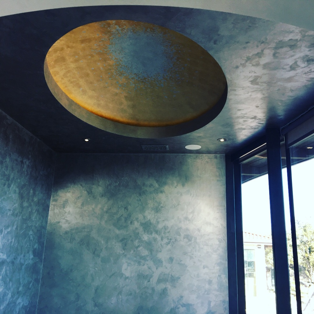 Master Dome Ceiling