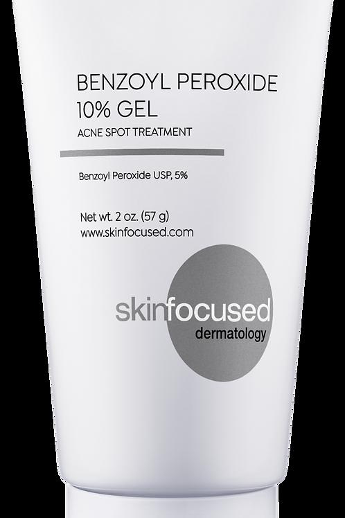 Benzoyl Peroxide 10% Gel