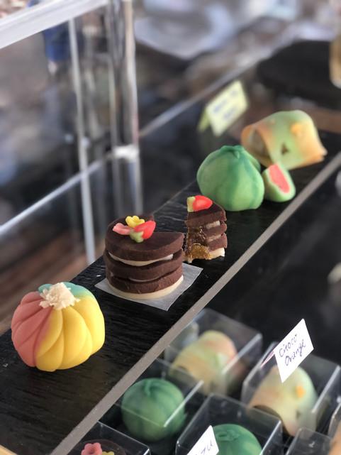 MinnieSweets mini-birthday cake