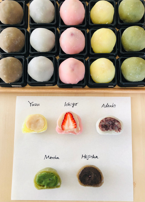 Our Signature Daifuku range!