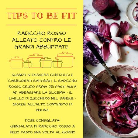 RADICCHIO ROSSO in insalata: un ingrediente gustoso e amico della salute!
