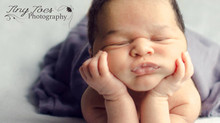 Newborn Poses which are dangerous to try without training