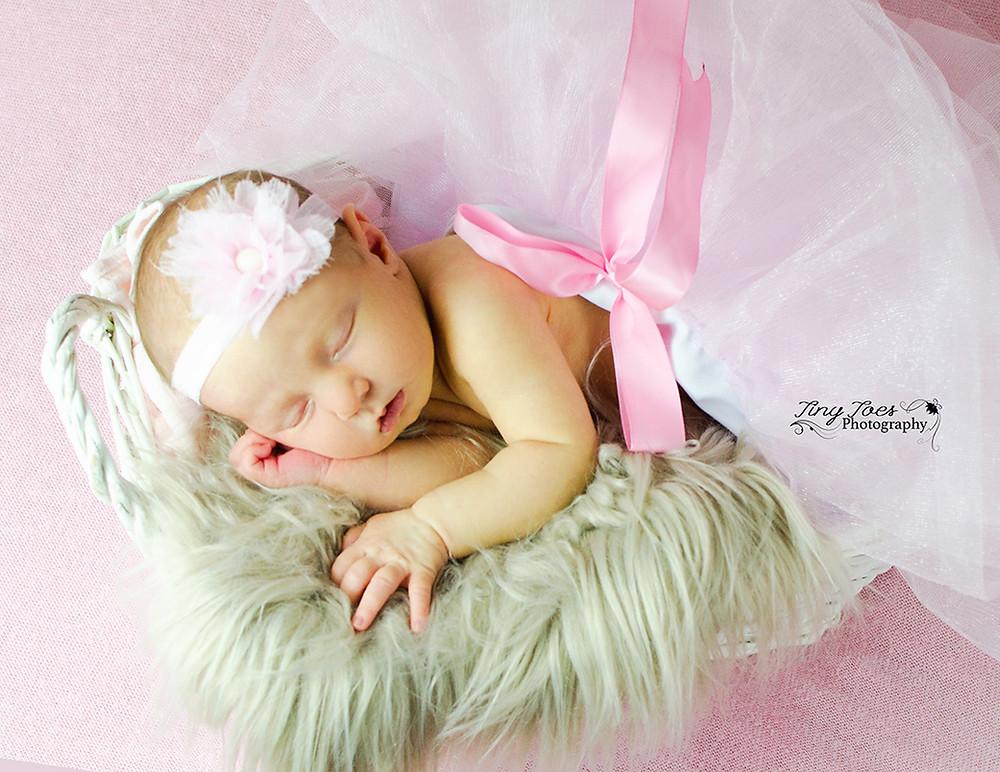 Lottie, 10 days old, Newborn session