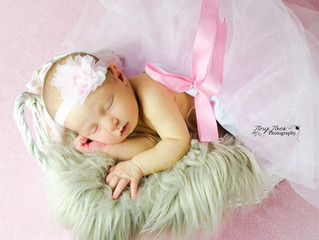 Why are newborn shoots done so soon after birth?