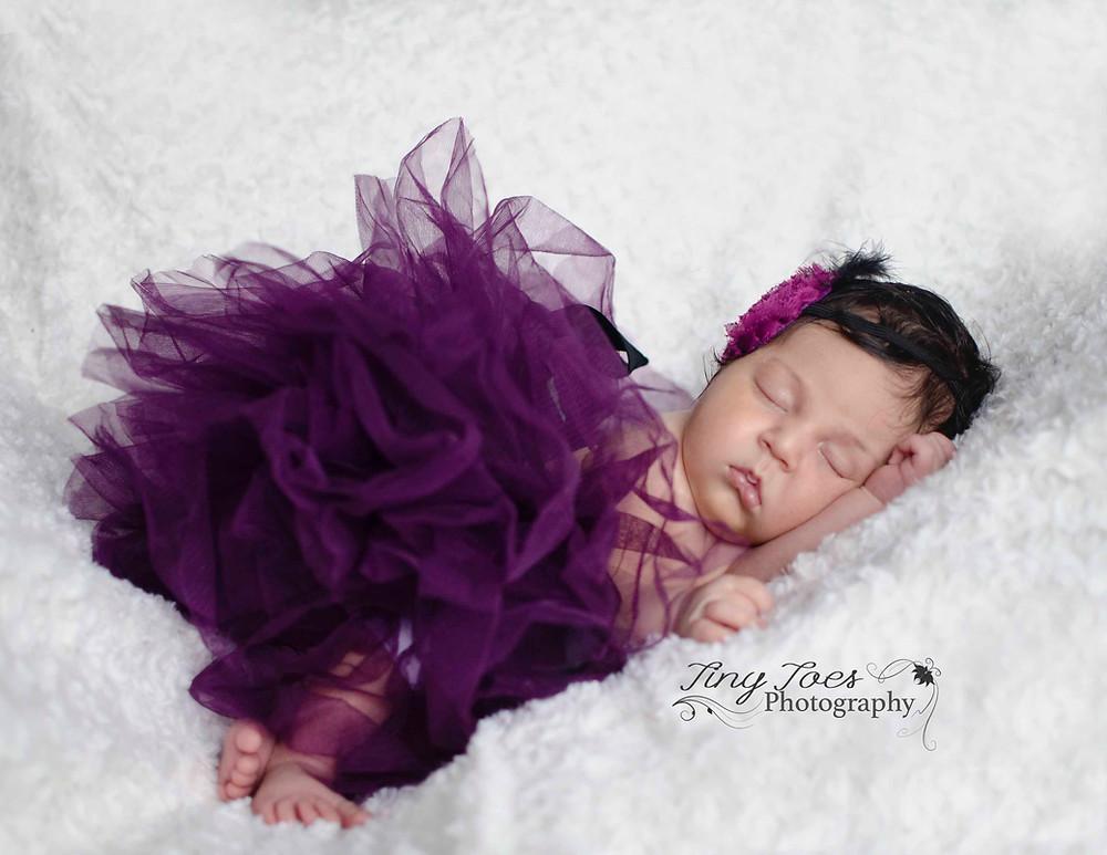 Sophia, 3 weeks old, Newborn session
