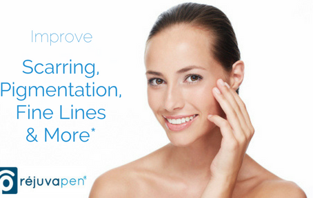 Micro-Needling with RejuvaPen @ Chic