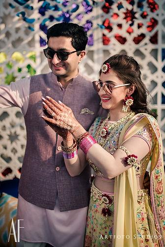 Luxury Wedding Photography, film, Mehendi, Wedmegood, wedding, IT Grand Bharat Weddings, Artfoto Studios, luxury indian wedding photographers, wedding film, artfto brides