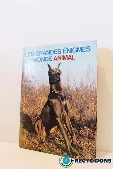 Les grandes énigmes du monde animal, collection par Albert Demazière, Yves Verbe