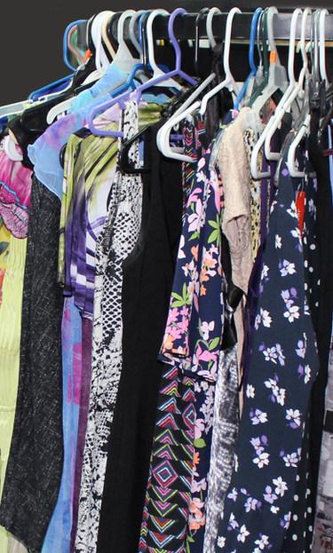 Recyc-Dons, Vêtements femme