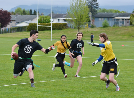 Cariboo Students Go To Football Tournament